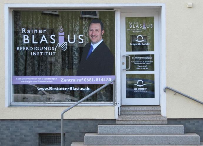 BestatterBlasius Geislautern
